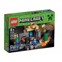 Lego 21119 - Minecraft Mazmorra + 8 219 Pcs