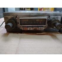 Rádios Veículos Antigos, Lote De Três Peças