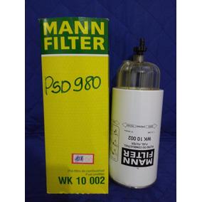 Filtro Combustível Separador Wk10002 = Psd980 Vw9150e Vm260