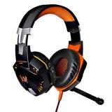 Fone De Ouvido Each G2000headset Design Gamer Usb Microfone
