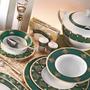 Aparelho De Jantar Porcelana/ Leonberg 7808 97 Peças