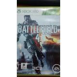 Juego De Xbox 360 Bettlefiel 4