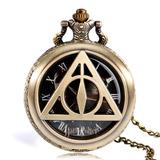 Harry Potter - Reliquias De La Muerte Reloj