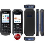 Celular Nokia 1616,exclusivo Para Claro,rádio,lanterna,orig