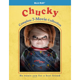 Blu Ray Chucky Complete 7 Movie Collection Deluxe Original