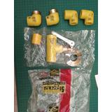 Llave Paso Sigas 20 + Codos Varios + Flexible Gas Aprobado
