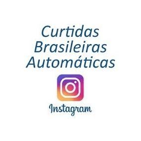 Curtidas Seguidores Comentários Instagram Brasileiras