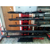 Estribos (rock Slider) Para Meru, 4runner, Machito Y Hilux