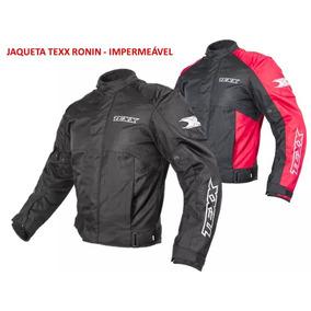 Jaqueta Texx Impermeável Ronin Motociclista