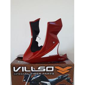 Quilla Honda Twister Cb250 Nueva Rojo Villso