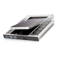 Caddy Disk Sata 2,5 Segundo Disco Notebook 12,7mm(castelar)