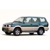 Libro De Taller Nissan Mistral-terrano Ii, 1993-2006.