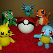 Centro De Torta De Pokemon
