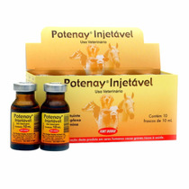 Potenay 10ml (caixa Com 10 Frasco )