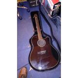 Guitarra Electroacustica Ovation Con Case