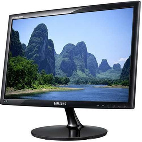 Monitor Led 19 Samsung Sa300 Widescreen Flat Lcd Caja