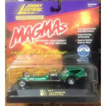 Johnny Lightning Magmas Paquete De 2 Modelos