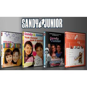 Dvds Sandy E Junior Vhs Remasterizados Nunca Lançados