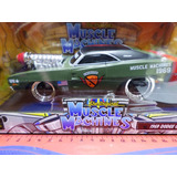 Maisto 1/24 Muscle Machines 1969 Dodge Charger Rt Hot Road