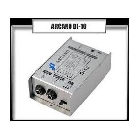 Direct Box Passivo Arcano Di O Menor Preço!!