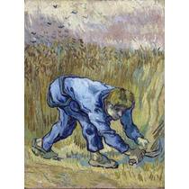 Lienzo Tela El Sembrador 1889 Vincent Van Gogh 50 X 70 Cm