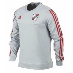 Buzo River Plate Sweat 2018 adidas 100% Original Lanzamiento