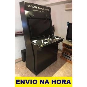 Projetos Fliperama Arcade Vewlix Evo Xr Bartop +60 Modelos