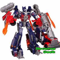 Boneco Transformers Optimus Prime Bumblebee Articulado