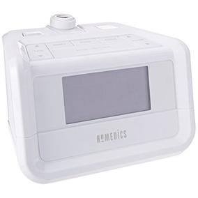 Fm Radio Reloj Homedics Soundspa Digital Con La Proyección