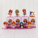 Sakura Card Captor Figuras Set