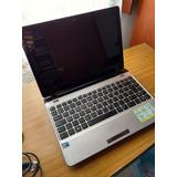 Netbook 12.1 Asus Eee Pc 1201ha Excelente Estado!!