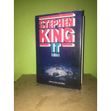 Libro, It De Stephen King, Tapa Dura.