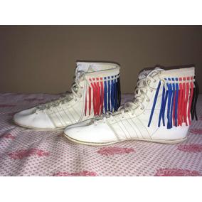 Tênis adidas Jeremy Scott Com Franjas