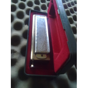 Armonica Hohner Super Chrom Cromatica Do 48/270 Envio Gratis