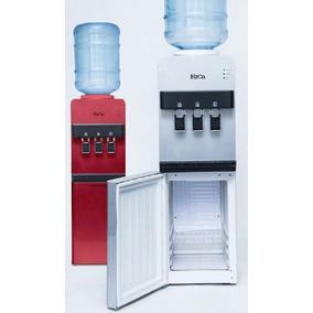 Dispenser De Agua Frio Heladera H300 Blanco
