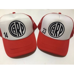 Gorras Trucker River Plate 2017 Personalizadas