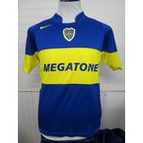 Camiseta Boca Juniors Talla S Campeón Año 2006
