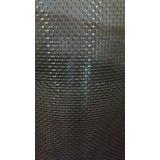 Tela Aço Inox Malha 20 Fio 0.23mm (1.20m X 2.00m)