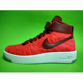 Mujer W Nike Air Force 1 Flyknit (25 Mx) M&m Sneakers