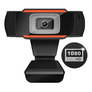 Webcam Cámara Web Full Hd 1080p Streaming Zoom Con Micrófono
