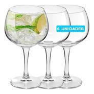 Copa Gin Tonic Sm 615 Ml Copon Vidrio Nadir Tragos X6 Unidad