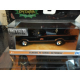 Batimovil Batmovil Batman 1966 1:32 Adam West Die Cast Metal
