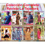 70 Unidades Revista La Tejedora Super Lote Promo