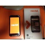 Nextel Motorola Xt626 Iron Rock Android 4.04 Claro Personal