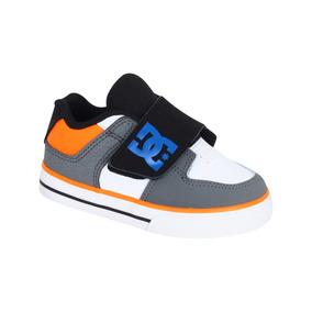 Zapato Dc Shoes Casual Pure V Bebé
