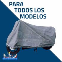 Funda Cubre Moto Impermeable Todos Los Tallesoferta !!!!
