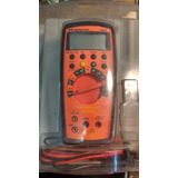 Multimetro Profesional Meterman 38 Xr Con Salida Rs232