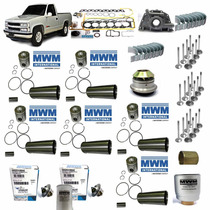 Kit Fazer Motor Silverado 6 Cilindros Mwm Sprint Medida Std