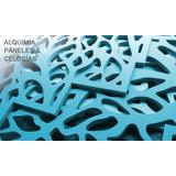 Celosias, Panel En Mdf De 15 Mm- Acabado Laca Mate