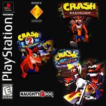 Pack Crash Bandicoot 1, 2 Y 3 Ps3 Zona Games ;)